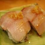 かなえ寿司 - 太刀魚