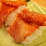 かなえ寿司 - 赤貝