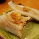 かなえ寿司 - 生穴子