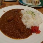 レストラン&BAR SANTANA - チキンカレー900円