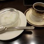 天香回味 - 杏仁豆腐とコーヒー7