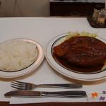 シエル - クリームコロッケランチ ¥800
