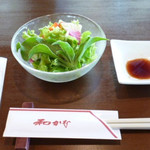 17436597 - 季節の野菜サラダ