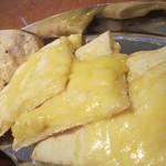アシス - チーズナン