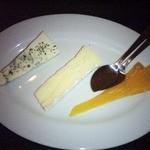 Buco - チーズ三点盛り