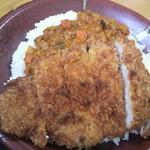 お食事・惣菜 うれしや - キーマカツカレー