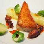 エディション・コウジ シモムラ - 魚料理:金目鯛のソテー