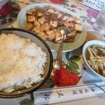 中国料理 正邦 - 麻婆豆腐