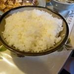 中国料理 正邦 - ご飯