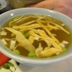 中国料理 正邦 - スープ