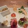 山の手ホテルダイニングルーム - 料理写真:前菜。
