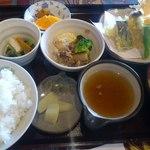 かわせみ - zoiっちが食べた天ぷら定食