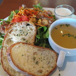 kawara CAFE&DINING - サラダプレート