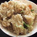 東京満月 - 炊き込みご飯