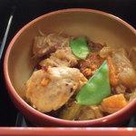 東京満月 - ピリ辛煮物