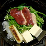 風来坊 - 鴨の一人鍋