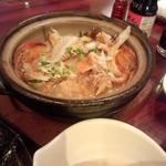 炭鮮 - キチジの鍋