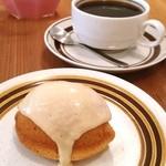 露草社 - レモンケーキとブレンドコーヒー
