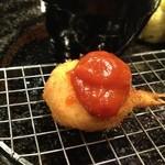 くら羅 - トマト。