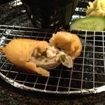くら羅 - 牡蠣。