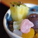 鉢の木 - 求肥(ぎうひ)