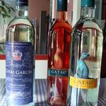 ポルトガリア - 緑のワイン (ヴィーニョベルデ) 若々しいスッキリしたワイン
