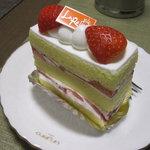 ラ レーヌ - ショートケーキ