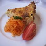 ラミティエ - 前菜~キッシュロレーヌ