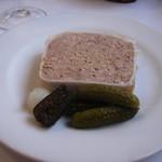 ラミティエ - 田舎風お肉のパテ