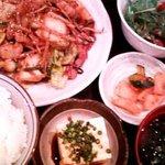 1745906 - 豚キムチ定食