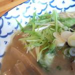 らーめん丸木屋 - 水菜