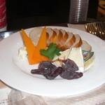 17450475 - チーズ盛り合わせ