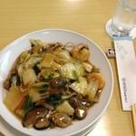 中国料理 燕京 - 料理写真:五目やきそば