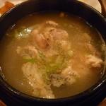 17452007 - 参鶏湯