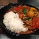 17452399 - ★★★☆ campオリジナル (トマトベース)一日分の野菜カレー