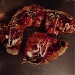 神戸 こも亭 - トマトチーズ焼き♡
