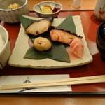 鈴波  - チューボーおまかせ味くらべ鈴波定食