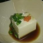 しんのすけ - 白子豆腐