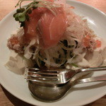 厨 - 料理写真:豆腐サラダ