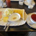 コパ - 料理写真:モーニングA  350円