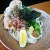 Dotouzeniya - 料理写真:ちく玉ぶっかけ「温」 並
