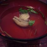 鰻 とみた - 肝吸い