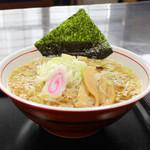 麺創宮本 - 煮干し醤油らー麺