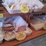 マラサダドーナツのお店 - ☆セルフでーす☆