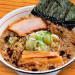 麺創宮本 - 武蔵醤油らー麺