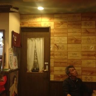 お店の中に純喫茶キューポラ!?