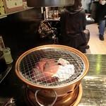 17464407 - 20130222 カルビ焼肉定食800円