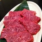 焼肉 大一 - 料理写真:上カルビ…1100円(税込1155円)