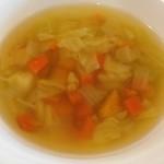 食の提案スペースミレット - 料理写真:ランチのスープ