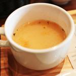 オリーブダイニング  - スープ '13 1月上旬
